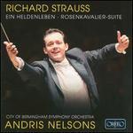 Richard Strauss: Ein Heldenleben; Rosenkavalier-Suite