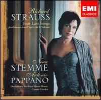 Richard Strauss: Four Last Songs - Gerhard Siegel (tenor); Jeremy White (bass); Liora Grodnikaite (mezzo-soprano); Nina Stemme (soprano);...