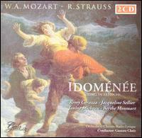 Richard Strauss: Idoménée; Mozart: La Flûte Enchantée (Highlights) - Berthe Monmart (vocals); Denise Monteil (vocals); Irène Sicot (vocals); Jacqueline Sellier (vocals); Jane Berbié (vocals);...