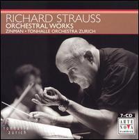 Richard Strauss: Orchestra Works [Box Set] - Melanie Diener (soprano); Michel Rouilly (viola); Peter Solomon (organ); Primoz Novsak (violin); Roland Pöntinen (piano);...