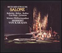 Richard Strauss: Salome - Agnes Baltsa (mezzo-soprano); David Knutson (tenor); Dieter Ellenbeck (tenor); Erich Kunz (baritone); Gerd Nienstedt (bass);...
