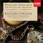 Richard Strauss: Sinfonia Domestica