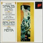 Richard Strauss: Symphonic Music from Intermezzo, Die Liebe der Dane, Die Frau ohne Schatten, Der Rosenkavalier