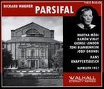 Richard Wagner: Parsifal (Bayreuth, 1957)
