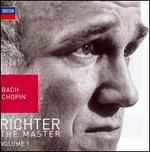 Richter The Master, Vol. 9: Bach & Chopin
