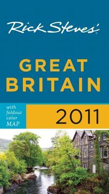 Rick Steves' Great Britain 2011 with Map - Steves, Rick