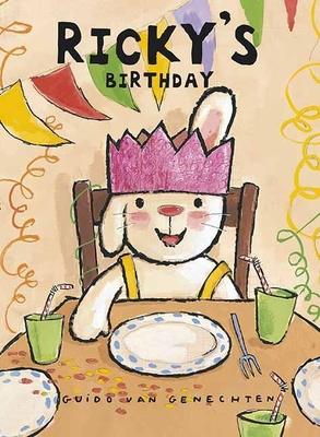 Ricky's Birthday - Van Genechten, Guido