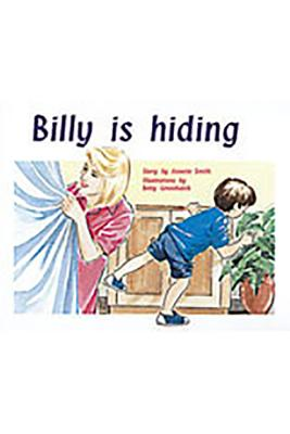 Rigby PM Plus: Individual Student Edition Red (Levels 3-5) Billy Is Hiding - Various
