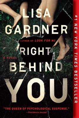 Right Behind You - Gardner, Lisa