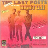 Right On! - The Last Poets