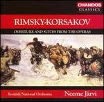 Rimsky-Korsakov: Overture and Suites from the Operas