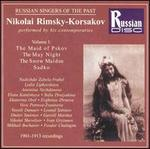 Rimsky-Korsakov Performed by his Contemporaries