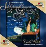 Rimsky-Korsakov: Scheherazade; Capriccio espagnol; Neapolitan Song