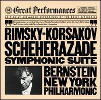 Rimsky-Korsakov: Scheherazade Symphonic Suite - New York Philharmonic; Leonard Bernstein (conductor)