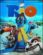 Rio [3 Discs] [Includes Digital Copy] [Blu-ray/DVD]