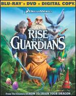 Rise of the Guardians [2 Discs] [Includes Digital Copy] [UltraViolet] [With Toy Eggs] [Blu-ray/DVD]