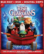 Rise of the Guardians [Includes Digital Copy] [UltraViolet] [Blu-ray/DVD] - Peter A. Ramsey