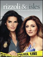 Rizzoli & Isles: Season 07