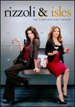 Rizzoli & Isles: The Complete First Season [3 Discs]