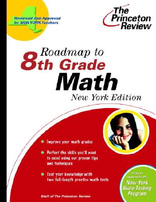Roadmap to 8th Grade Math - Lurie, Karen