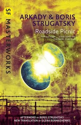 Roadside Picnic - Strugatsky, Boris, and Strugatsky, Arkady
