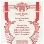 Robert Brooks Sings Selected Lieder