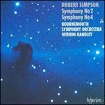 Robert Simpson: Symphonies Nos. 2 & 4