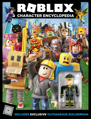 Roblox Character Encyclopedia - Official Roblox Books (Harpercollins)