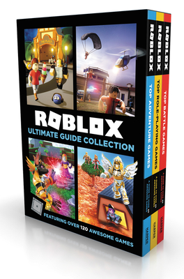 Roblox Ultimate Guide Collection: Top Adventure Games, Top Role-Playing Games, Top Battle Games -