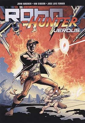 Robo-Hunter: Verdus Pt. 1 - Wagner, John