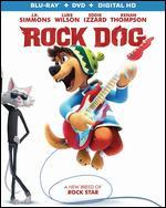 Rock Dog [Blu-ray/DVD] [2 Discs]