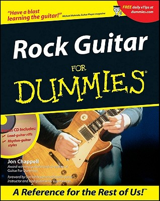 Rock Guitar for Dummies - Chappell, Jon, and Verheyen, Carl (Foreword by)