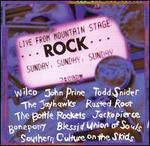 Rock Live from Mountain Stage - Various Artists