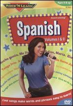 Rock 'N Learn: Spanish, Vols. 1 & 2