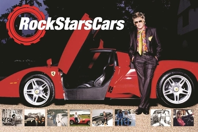 Rock Stars Cars - Roberts, David
