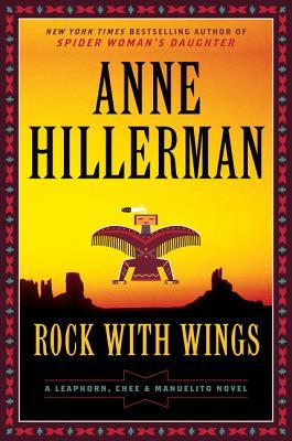 Rock with Wings - Hillerman, Anne