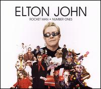 Rocket Man: Number Ones [CD/DVD] - Elton John