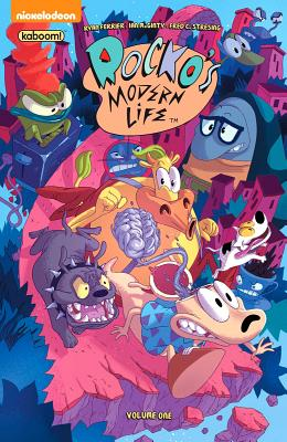 Rocko's Modern Life, Volume One - Ferrier, Ryan, and Stresing, Fred, and Monlongo, Jorge