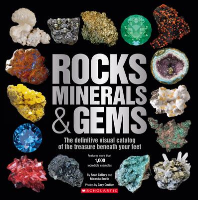 Rocks, Minerals & Gems - Smith, Miranda, and Callery, Sean