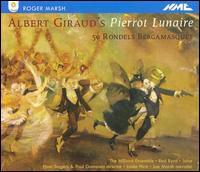 Roger Marsh: Albert Giraud's Pierrot Lunaire - Alex Shepherd (piano); Anna Maria Friman (vocals); Anna Myatt (soprano); Chris O'Gorman (tenor); Christian Mason (violin);...
