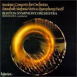 Roger Sessions: Concerto for Orchestra; Andrzej Panufnik: Sinfonia Votiva (Symphony No. 8)