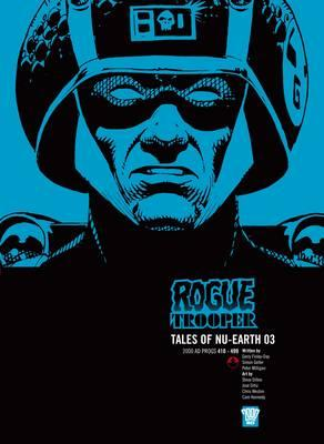 Rogue Trooper: Tales of Nu-Earth v. 3 - Finley-Day, Gerry, and Kennedy, Cam, and Weston, Chris