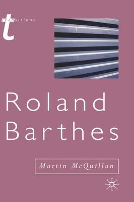 Roland Barthes - McQuillan, M