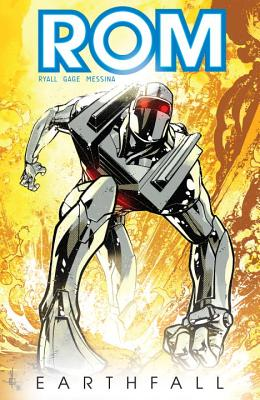 ROM, Vol. 1: Earthfall - Ryall, Chris