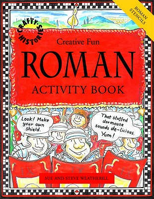 Roman Activity Book - Weatherill, Sue