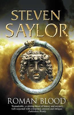 Roman Blood - Saylor, Steven