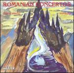 Romanian Concertos