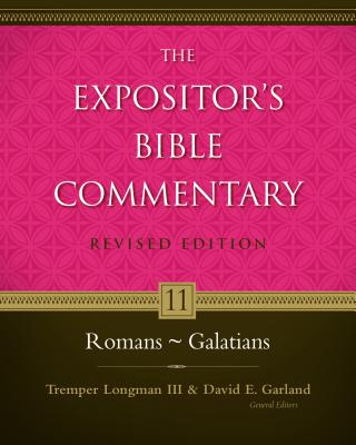 Romans-Galatians - Longman III, Tremper (Editor), and Garland, David E (Editor), and Harrison, Everett F, Dr. (Contributions by)