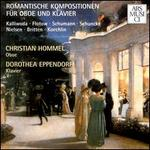 Romantic Compositions for Oboe and Piano