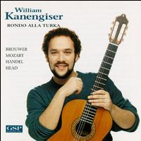 Rondo alla Turka - William Kanengiser (guitar)